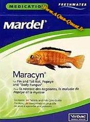 داروی ماراسین - Maracyn