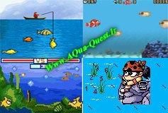 سری اول مجموعه بازی های جاوای آکواریومی